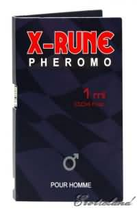 Грас. Пробник Aurora X-rune for men, 1 ml