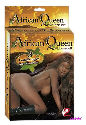 African Queen Любовная кукла