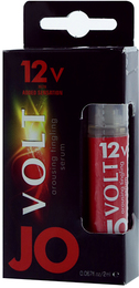 Грас. JO 12VOLT AROUSING TINGLING SERUM 2ML
